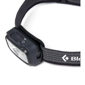 Black Diamond Cosmo 300 Lampe Frontale, graphite